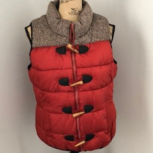 RuffHewn puffer vest